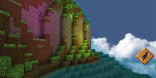 Майнкрафт история блоков