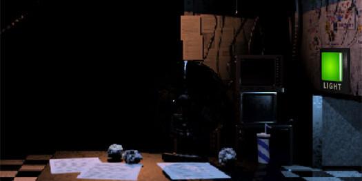 Пять ночей мишки фредди майнкрафт играть