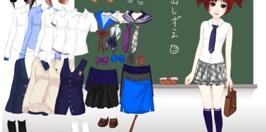 игры девочек одевалки юбки: