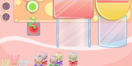Гра Папа Луї: цукерки