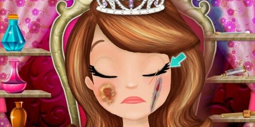 Игра София прекрасная: История принцессы