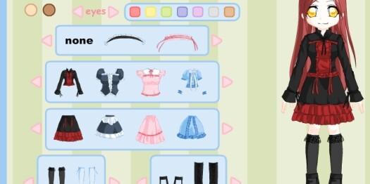 Одевалки для девочек с юбками