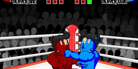 Гра Бійки на 2 гравця