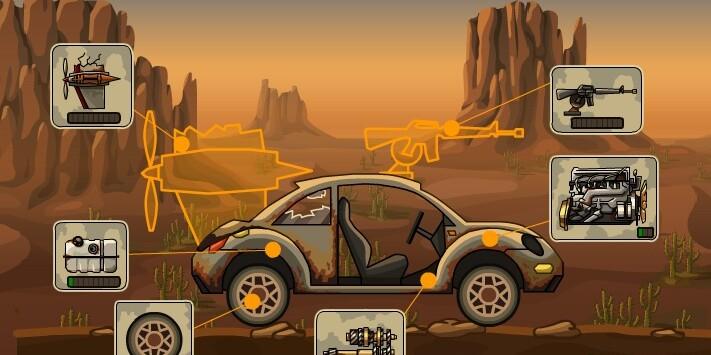 Скачать игру про зомби и машины