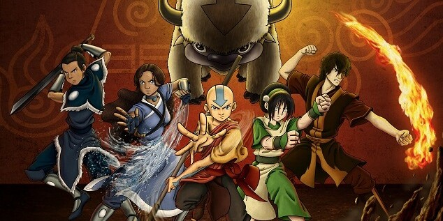 ������: ������� �� ����� (��������� ��� �������) / Avatar: The Last Airbender