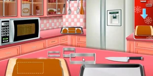 Игры Кухня Сары