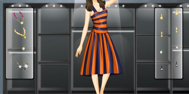 Игры одевалки большой выбор одежды