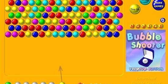 Игра С Цветными Шариками Стрелять