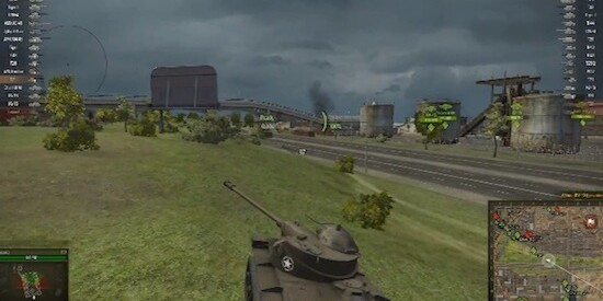 Топ тт 6 уровня world of tanks