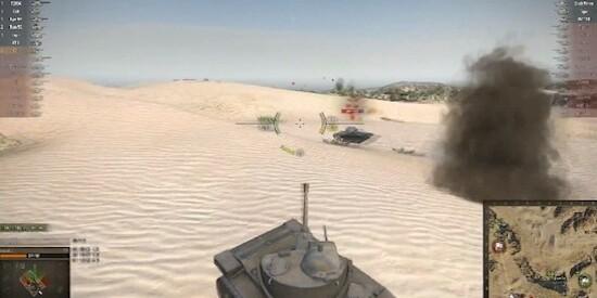 Игры онлайн бесплатно танки на