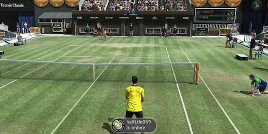 Скачать игры теннис через торрент