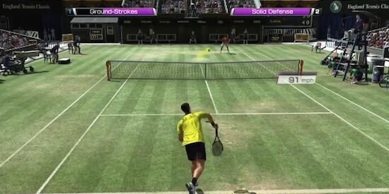 Скачать Игра Теннис Торрент - фото 6