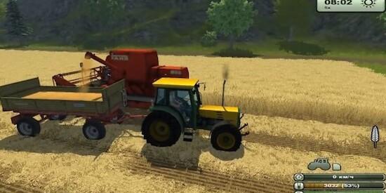 Скачать игра трактор