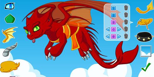 Гра Як приручити дракона 2