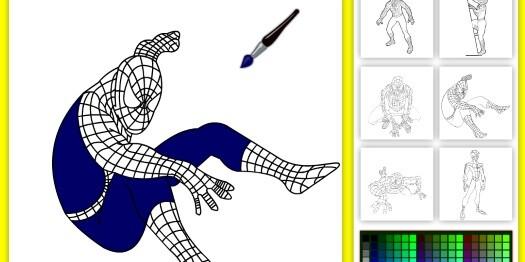 Игра Новый Человек паук