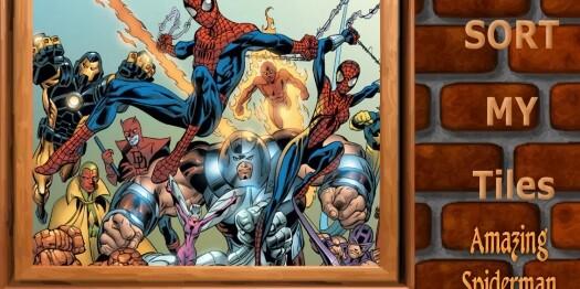 Игра Новый Человек паук 2
