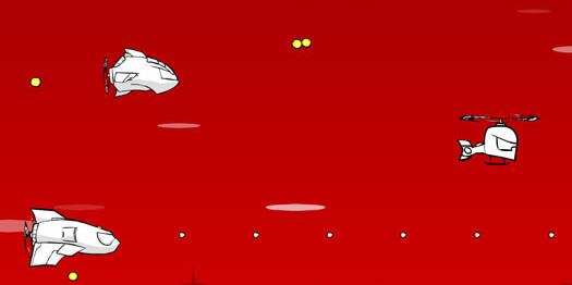 Супер игра: пилот корабля