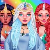 Игра Девушки Единороги