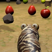 Игра Змейка 3Д 2