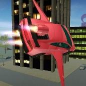 Игра Симулятор летающей машины 3Д