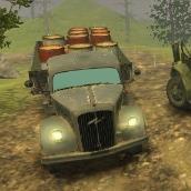 Игра Симулятор грузовика 2: Дождь