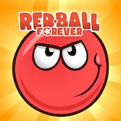 Игра Красный шар 8: Навсегда