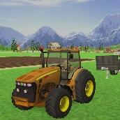 Игра Трактор 3Д Симулятор