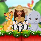 Игра Милый Зоопарк