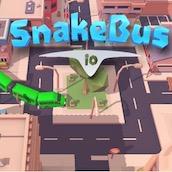 Игра Автобус змейка
