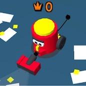 Игра Роботы Уборщики Ио