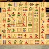 Игра Китайское домино с уровнями