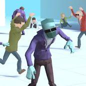 Игра Толпа Зомби (Crowd City 3 io)