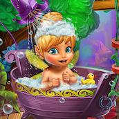Игра Купание ребенка в ванне