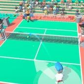 Игра Мини-теннис 3Д