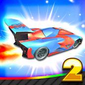 Игра Летающие машины на двоих 2