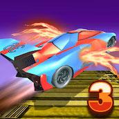 Игра Летающие машины на двоих 3