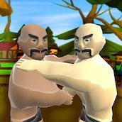 Игра Масляная борьба
