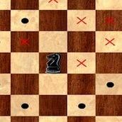 Игра Шахматы с конем