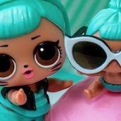 Игра Кукла ЛОЛ с ребенком: Пазл