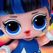 Игра Кукла ЛОЛ веселится: Пазл