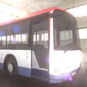 Игра Автобус в городе