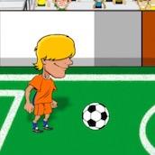 Игра Веселый футбол