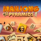 Игра Маджонг Пирамиды