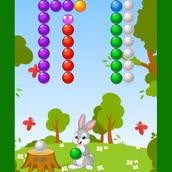 Игра Кролик и шарики