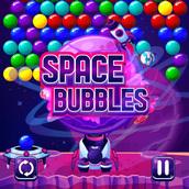 Игра Космические пузыри