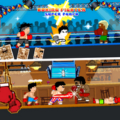 Игра Боксеры: Супер удар