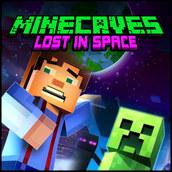 Игра Майнкейвс 3: Одни в космосе