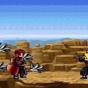 Игра Драка Гаары с Дейдара из Наруто