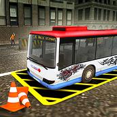 Игра Автобус в Вегас Сити
