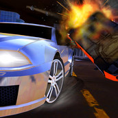 Игра Дрифт на машине в городе 3Д
